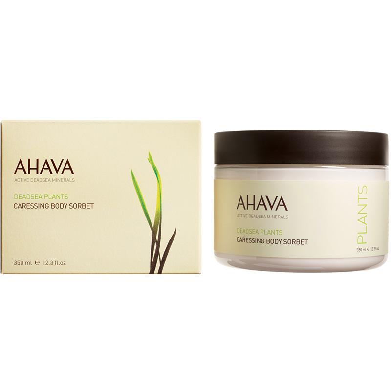 Ahava Deadsea Plants Caressing Body Sorbet Hydratační tělový sorbet 350ml