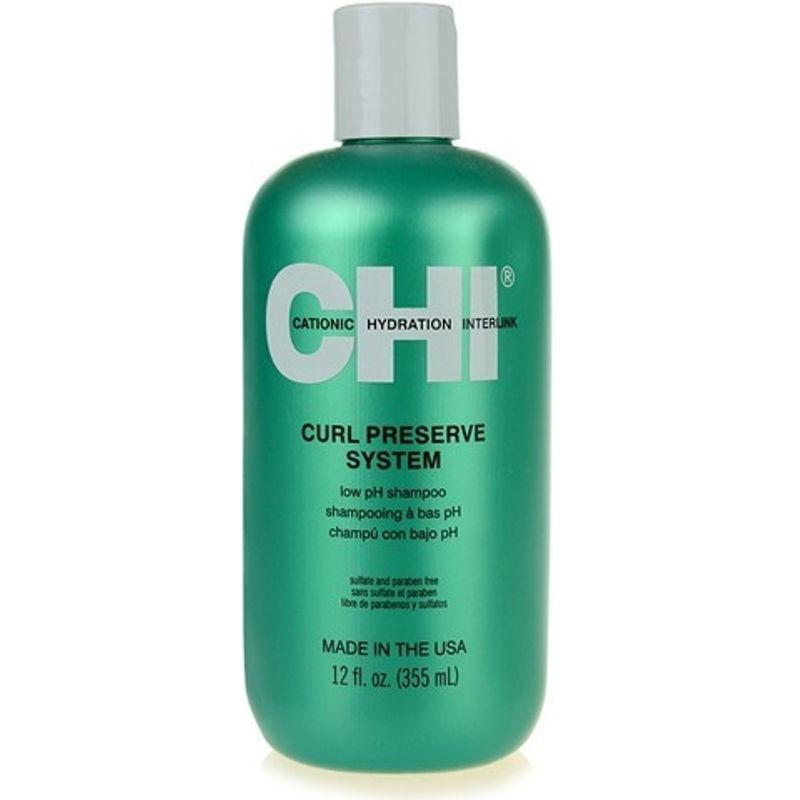 CHI Curl Preserve Shampoo Šampon ustalující lokny
