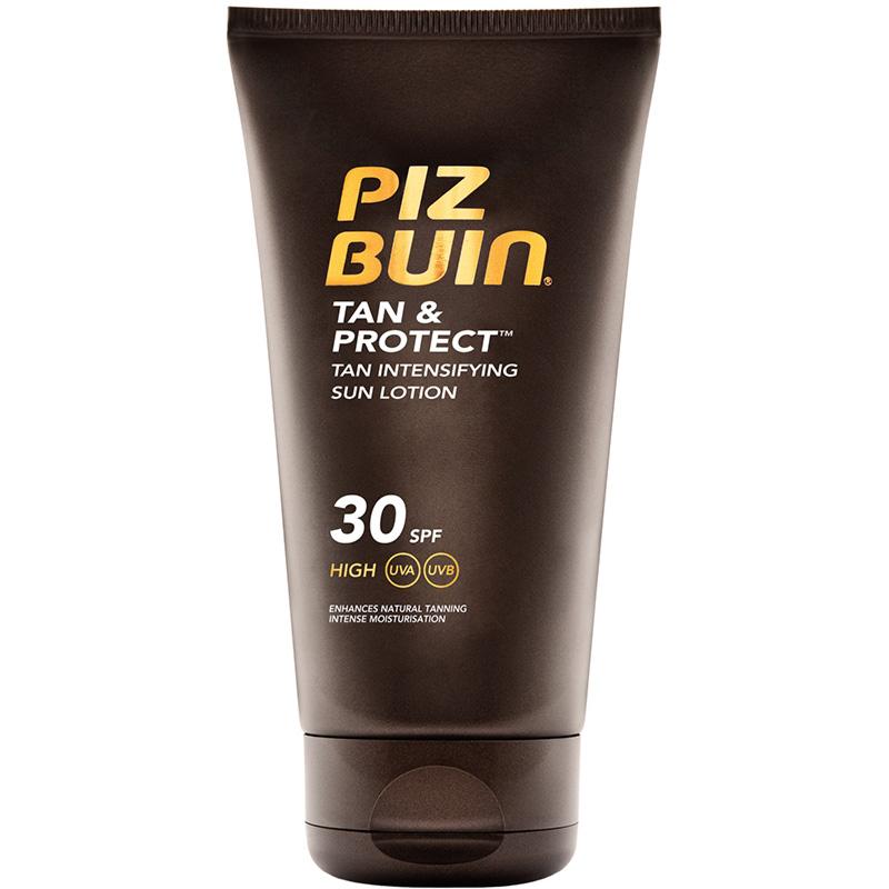 Piz Buin Tan & Protect Tan Intensifying Sun Lotion SPF30 Mléko urychlující opalování 150ml